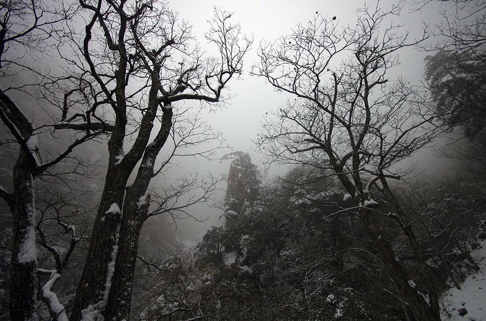 Gelber Berg