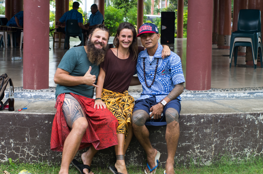 Samoa fertig